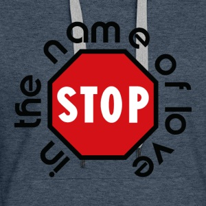 stop_in_the_name_of_love - Women's Premium Hoodie