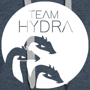 The Hydra White - Women's Premium Hoodie