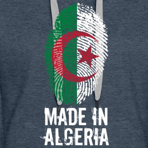Made in Algeria / Gemacht in Algerien الجزائر - Frauen Premium Hoodie