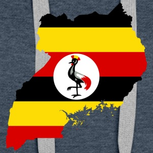 uganda collection - Frauen Premium Hoodie
