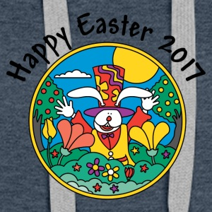 Happy Easter 2017 - Women's Premium Hoodie