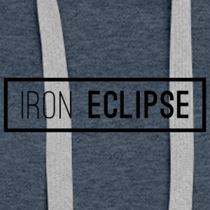 Iron Eclipse - Premium hettegenser for kvinner