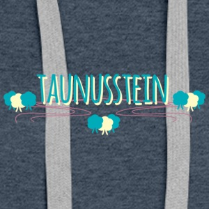 spreadshirt_tsst - Premium hettegenser for kvinner