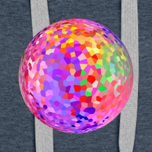 Sphere of colors - Women's Premium Hoodie