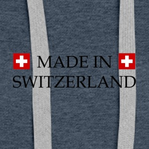 Made_in_Switzerland - Women's Premium Hoodie