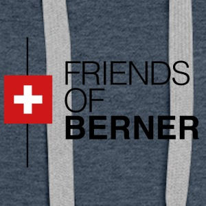 Friends of Berner classic 2.0 - Premiumluvtröja dam