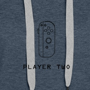 ¿Ready PLayer Two? - Women's Premium Hoodie