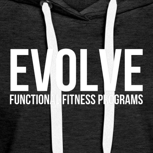 evolve white