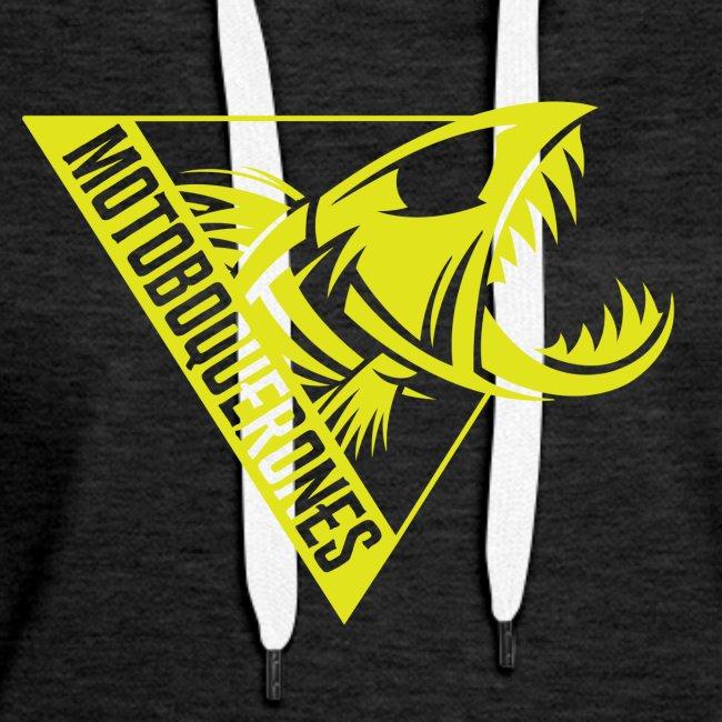Logo Motoboquerones amarillo