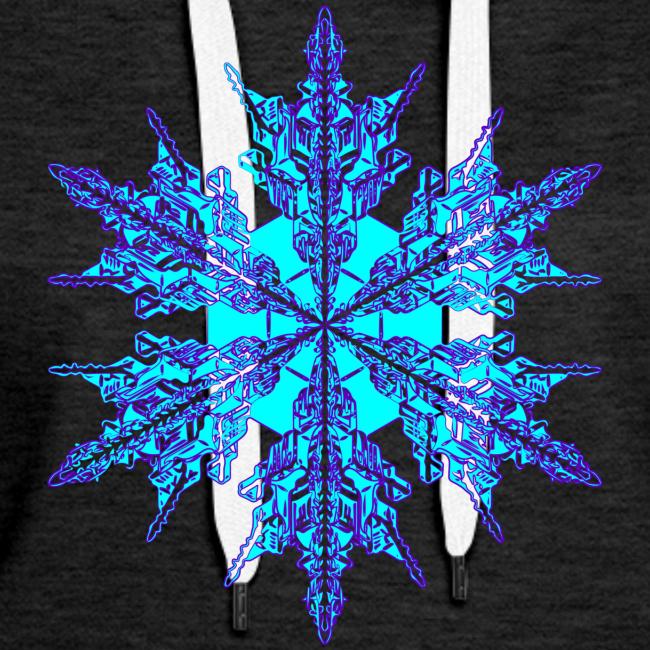 Schneeflocke IV