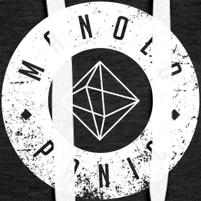 Manolo Panic Logo, breit
