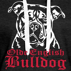 Olde English Bulldog - Women's Premium Hoodie