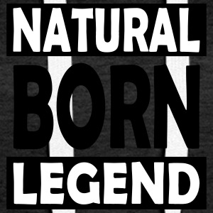 Natural Born Legend - Premiumluvtröja dam