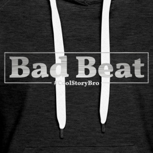 Poker Bad Beat - Women's Premium Hoodie