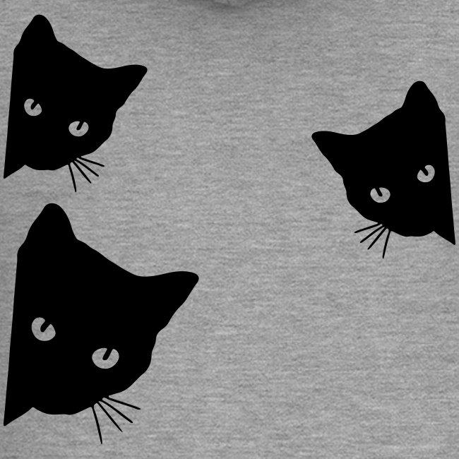 Vorschau: cats - Frauen Premium Kapuzenjacke