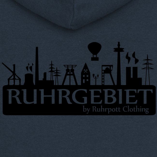 Skyline Ruhrgebiet by RPC