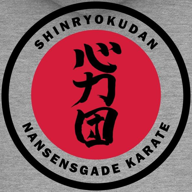 shinryukudan badge hvid baggrund