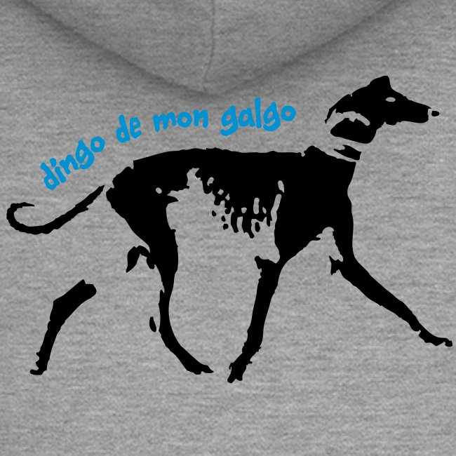 "Galgo ""Dingo de mon galgo"""