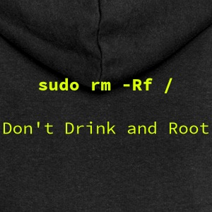 Do not drink and Root - Women's Premium Hooded Jacket
