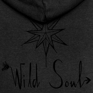 Wild Soul - Women's Premium Hooded Jacket