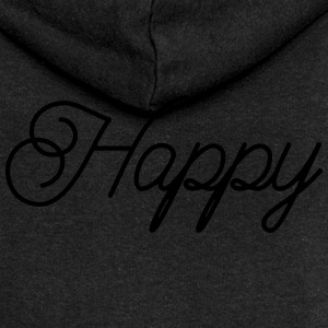 happy - Women's Premium Hooded Jacket