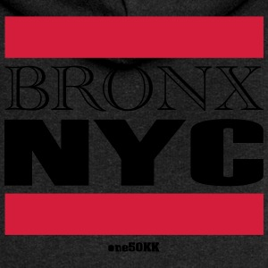 Bronx NYC - Women's Premium Hooded Jacket
