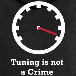 Tuning is not a Crime - Women's Premium Hooded Jacket