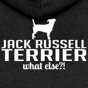 JACK RUSSELL TERRIER what else - Frauen Premium Kapuzenjacke
