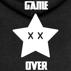 Game Over - Mario Star - Frauen Premium Kapuzenjacke