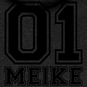 Meike - Name - Women's Premium Hooded Jacket