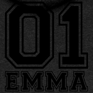 Emma - Name - Women's Premium Hooded Jacket