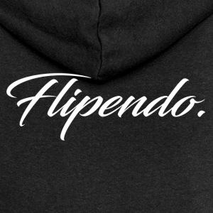 Flipendo. - Women's Premium Hooded Jacket