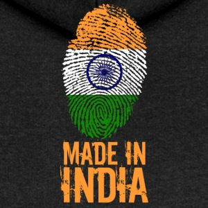 Made in India / Gemacht in Indien - Frauen Premium Kapuzenjacke