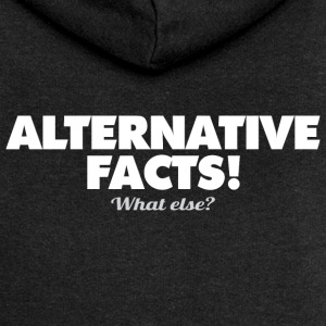 alternative-facts - Frauen Premium Kapuzenjacke