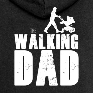 The Walking Dad - Chaqueta con capucha premium mujer