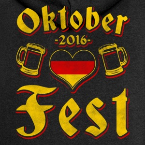 Oktoberfest 2016 clothing - Women's Premium Hooded Jacket