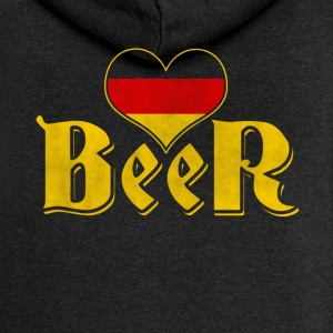 Oktoberfest Beer Clothing - Women's Premium Hooded Jacket