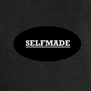 self made - Rozpinana bluza damska z kapturem Premium