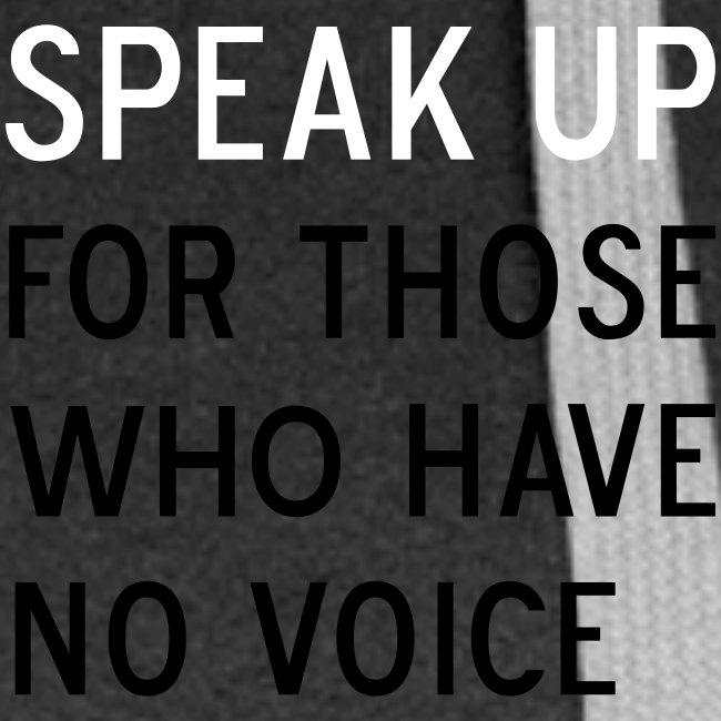 front Speak Up