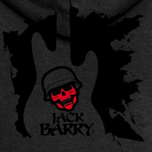 Jack Barry Skull 3 - Premium hettejakke for kvinner