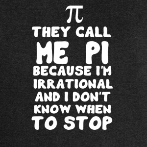 π THEY CALL ME PI π - Women's Premium Hooded Jacket