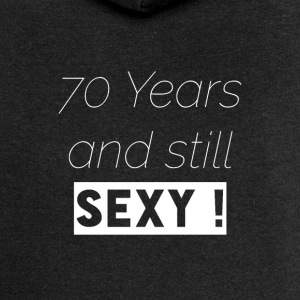 70 years T-Shirt & Hoody - Women's Premium Hooded Jacket