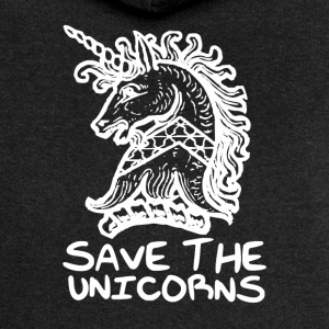 Unicorn - Save the Unicorns - Vrouwenjack met capuchon Premium