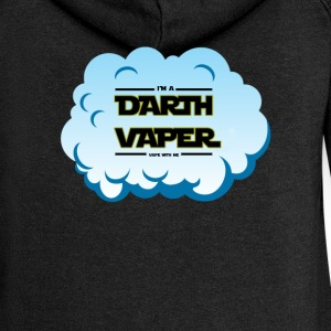 Darth Vaper Cloud - Frauen Premium Kapuzenjacke