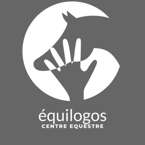 Logo blanc équilogos
