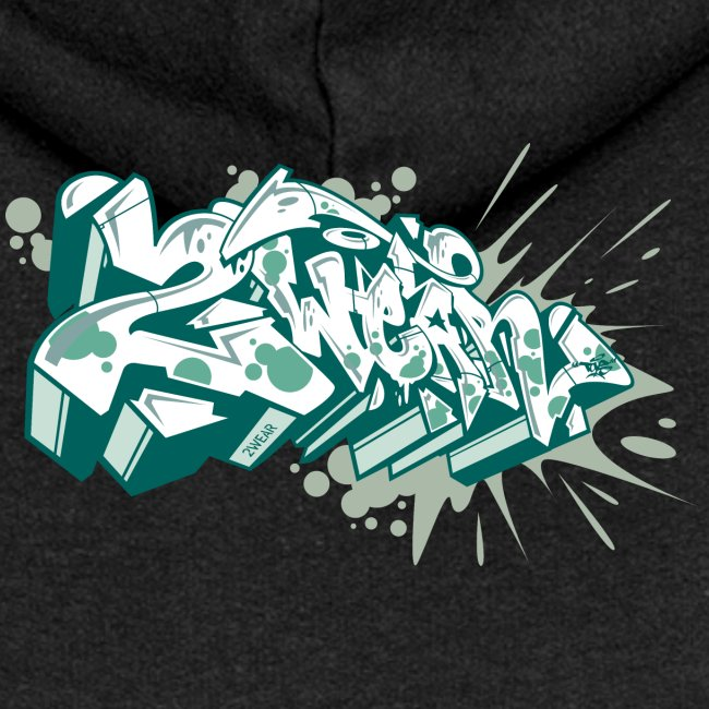 √ Dae 2Wear graffiti style ver2 Green edt