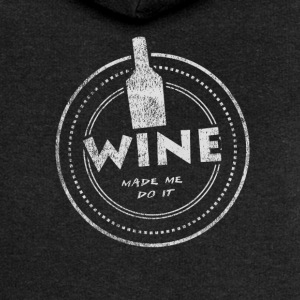 Vin Made Me Do It T-shirt - Dame Premium hættejakke