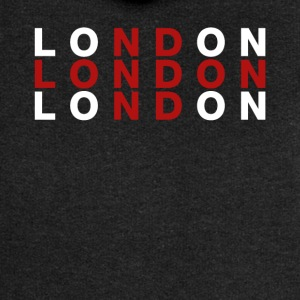 London, Großbritannien-Flaggen-Hemd - London T-Shirt - Frauen Premium Kapuzenjacke