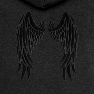 Are you an angel? - Women's Premium Hooded Jacket