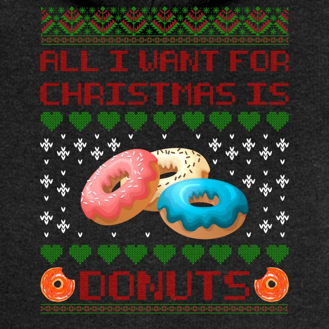 All I Want For Christmas Is Donuts